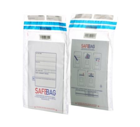 SAFEBAG Clear safe envelopes