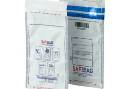 SAFEBAG Opaque safe envelopes