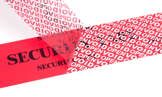 Security Tape Tamper Evident Security Tape